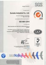 ISO9001-2008 SGS